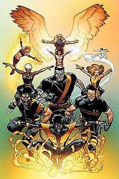 Ultimate X-men info