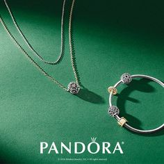 Don't choose between metals, mix them! Sterling silver and 14k gold that can be styled together to create a two tone look. Discover PANDORA Jewellery's most wanted mixed metals. #orangeville #pearhome #pandora http://pearhome.ca/