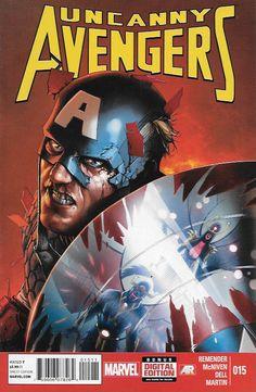 Uncanny Avengers # 15 Marvel Now! Vol 1