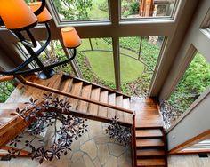 Apple Farm, Modern Staircase, Atlanta