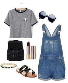 20 First Day Of School Outfit Ideas For College Girls - - Are you going to wear that? Back School Outfits, School Outfits Highschool, First Day Of School Outfit, Preppy Outfits, Cute Summer Outfits, Cheap Outfits, Summer Clothes, Stylish Outfits, Teen Fashion