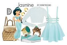 DisneyBound is meant to be inspiration for you to pull together your own outfits which work for your body and wallet whether from your closet or local mall. As to Disney artwork/properties: ©Disney Disney Character Outfits, Cute Disney Outfits, Disney Themed Outfits, Disney Bound Outfits, Disney Dresses, Outfits For Teens, Cute Outfits, Princess Inspired Outfits, Disney Inspired Fashion