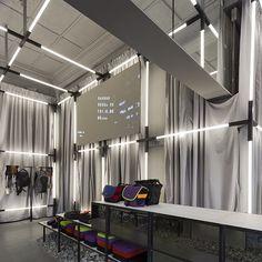"""Crumpler | Melbourne | Russell & Gerorge #crumpler #bags #melbourne #trjmelbourne #trjaustralia #russellandgeorge #interiordesign #decor #retaildesign…"""