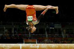 Sanne Wevers (ned) olympics 2016