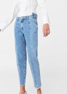 Jeans relaxed cameo - Jeans de Mujer | MANGO España