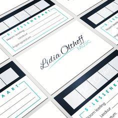 Grafische vormgeving en drukwerk 5-lessenkaarten voor Lidia Olthoff Music! Op zoek naar een Hoorn docente? Neem een kijkje op de website www.lidiaolthoff.nl Bestel uw grafisch ontwerp of drukwerk op www.omega-design.nl #logo #design #drukwerk #muziek #hoorn