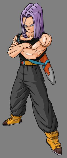 Big fan of Trunks, fan of Trunks in every form and I have never seen Trunks in style with no jack and hair from movie Dragon Ball Z: Bojack Unbou. Samurai Flamenco, Afro Samurai, Thundercats, Akira, Dragon Ball Z, Chibi Goku, Trunks Dbz, Fantastic Art, Anime Comics