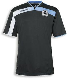 e0693d74bb7 TSV 1860 München (Germany) - 2013 2014 Uhlsport Away Shirt Tsv 1860