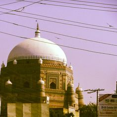 Shah Rukn-e-Alam Tomb in #multan. #wikilovemonuments