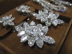 Diamond Earrings Heavy no?