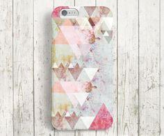 iPhone 6 Case, iPhone 6 Plus Case, iPhone 5S Case, iPhone 5 Case, iPhone 5C Case, iPhone 4S Case, iPhone 4 Case - Triangle Color Variations