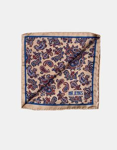 https://mrjenks.com/collections/all-pocket-squares/products/cream-and-navy-paisley-silk-pocket-square
