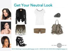 Get Your Neutral Look - Cool and Deep
