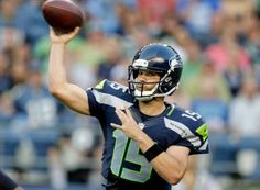 """Contradicting ESPN's John Clayton who reports a team could acquire Seattle's backup in exchange for a """"third-or fourth-round"""" pick, SI's Peter King is confident that Seahawks quarterback Matt Flynn will be available for a lower selection in April's NFL Draft.     The 6-foot-2, 225 pound Flynn, who the Green Bay Packers chose with the 209th selection in the 2008 draft, inked a three-year deal for $19.5 million to become a Seahawk last March."""