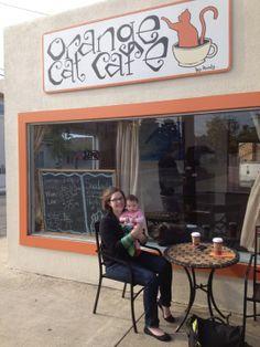 Orange Cat Café