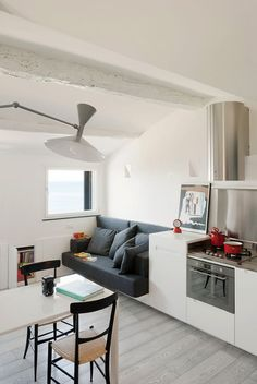 Small living: