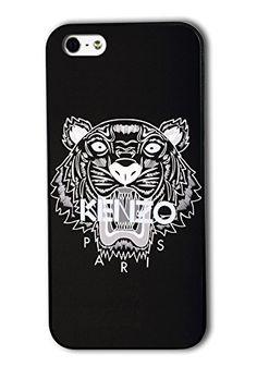 Tomhousomick Custom Women's Fashion KENZO Tiger Eyes Design Case for iPhone 5 5S: Amazon.co.uk: Electronics
