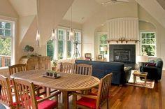 Alkemie: Real Estate Stalking - Lakeside Cottage on an Island in Washington