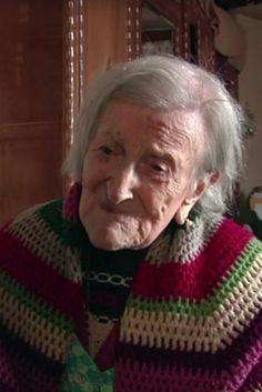 La mujer más vieja del mundo desvela qué es lo que come a diario