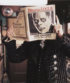 Count Olaf, Lemony Snicket's A Series of Unfortunate Events (2004)