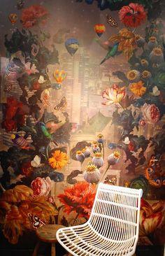 Dutch Masters fotobehang door by Alberts - BN