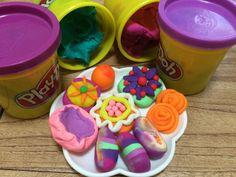 Yummy Playdough Sweets!!!