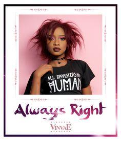 VinvaE  Always Right