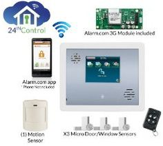 Xcel Alarms offers a wide selection of professional home security and alarm services. This is a family business that provides high-quality services.