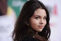 Image result for India Eisley no makeup