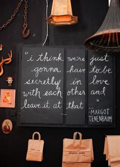 - Margot Tenenbaum