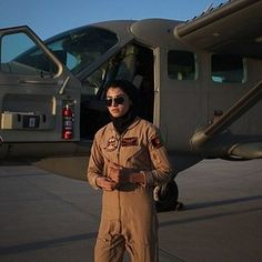 Niloofar Rahmani, 23, who became Afghanistan's first female pilot to serve in the air force since the fall of the Taliban. | 17 Badass Women You Probably Didn't Hear About In 2015