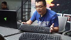 Logitech G610 vs G810 keyboard