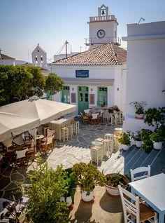Kythnos Island Greece