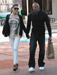 Rare Sighting: Dr Dre and Wife Nicole Shopping in Malibu.Got that beats by dre money Interracial Art, Biracial Couples, Blind Love, Patiently Waiting, Beats By Dre, Famous Couples, Family Matters, Celebrity Couples, White Women