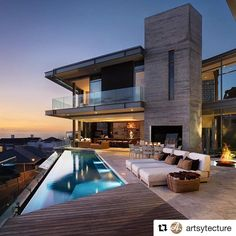 #Repost @artsytecture with @repostapp  Clifton 2A. Residence. By SAOTA Architects  Located in Cape Town South Africa #artsytecture  _____  Welcome to the page @artsytecture ! (236K) Your daily dose of the best #architecture content ! Tag your friends !   _______  #architecture #building #architexture #city #buildings #skyscraper #urban #design #minimal #cities #town #street #art #arts #architecturelovers #abstract #lines #instagood #beautiful #archilovers #architectureporn #lookingup #style…