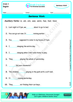23 Best English worksheets Grade 1 to Grade 6 images ...