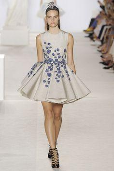 Giambattista Valli Fall Couture 2013