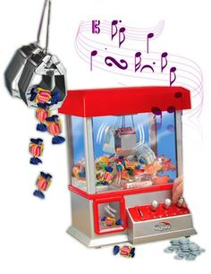 Buy Toy Candy Crane Claw Game - Vending Machine Supplies For Sale Toy Claw Machine, Locker Stuff, Toy Crane, Atm Bank, Family Tent, Buy Toys, Gumball Machine, Favorite Candy, Vending Machine