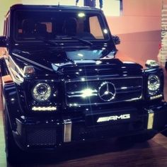 Mercedes G-series AMG