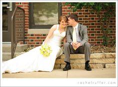 Cedar Falls Wedding: Laura + Brandon