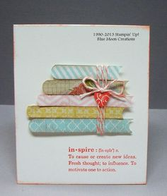 """CASolgy """"Book"""" theme.  Books made with Word Window Punch."""