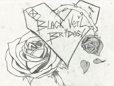 black veil brides drawings | Black Veil Brides Design by XxIAmWeaselCatxX on deviantART