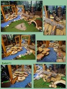 """""""Buggy World"""" / Insect Small World Play (from Stimulating Learning With Rachel)"""