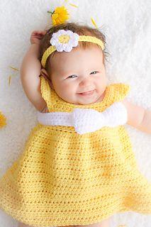Crochet Baby Dress Free Pattern, Beau Crochet, Crochet Baby Blanket Beginner, Baby Dress Patterns, Baby Girl Crochet, Crochet Baby Clothes, Baby Knitting, Free Crochet, Crochet Dresses