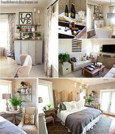 Room Inspiration – Tuesday's With Dorie | The Lettered Cottage:: I'm a little bit obsessed with this room.