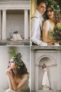 Flutterby Shoot by Paula O'Hara and Pearl & Godiva Whimsical Wedding, Floral Wedding, Beautiful Couple, Beautiful Bride, Couple Photography Poses, Wedding Photography, Wedding Inspiration, Wedding Ideas, Couples Images