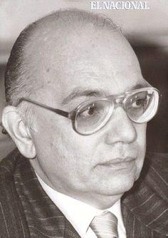 José Antonio Abreu, músico ex director del CONAC y fundador del Sistema de Orquestas (ARCHIVO EL NACIONAL)