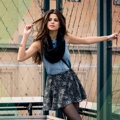 Adidas Neo with Selena Gomez 2014 Fall Autumn Collection