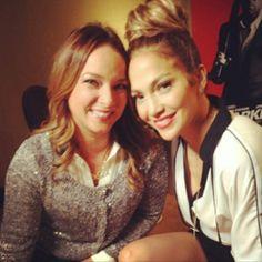 Adamari Lopez  Jennifer Lopez ...Two Amazing Puerto Rican Women!!!!