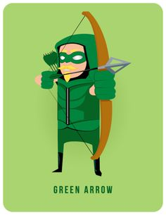 Illustrator50 heroes ilustrados por Adam Thompson
